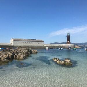 AIRES MARINOS EN VIGO: Bouzas y Museo del Mar