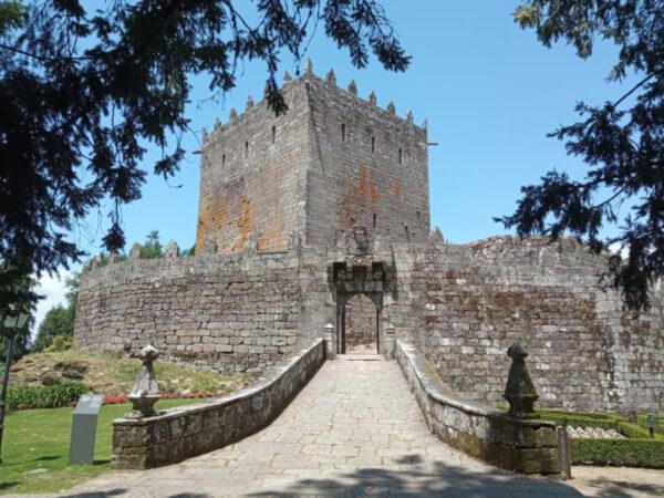 Castillo Soutomaior Bodega 3