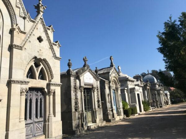 Otras Rutas En Vigo Cementerio Pereiro 1
