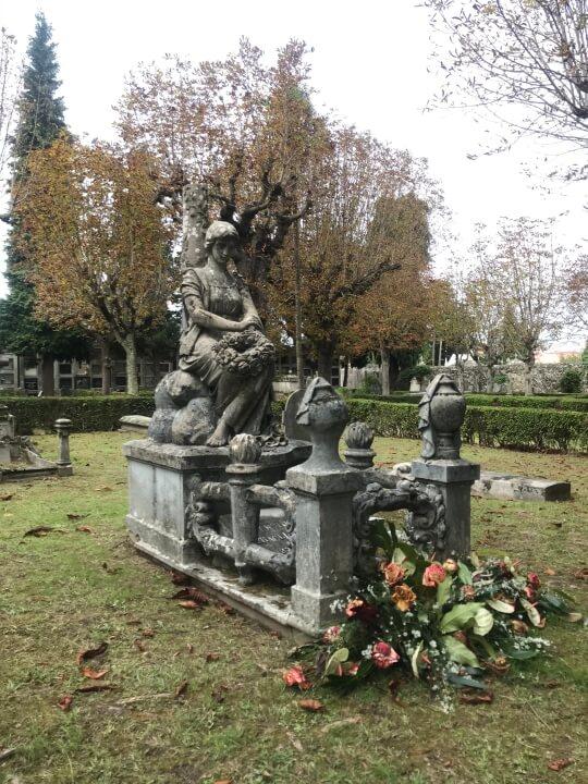 Otras Rutas En Vigo Cementerio Pereiro 3