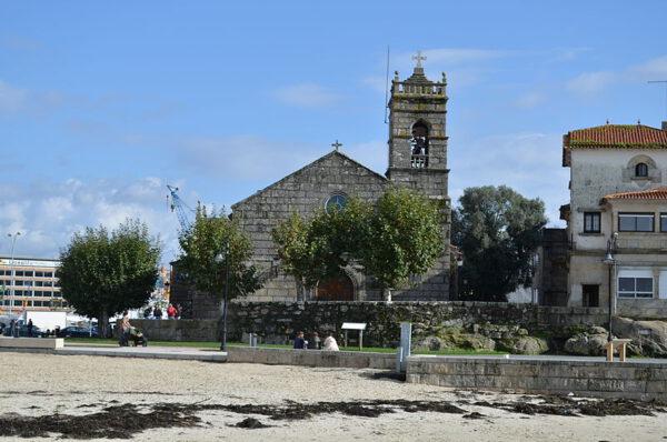 Iglesia San Miguel Bouzas